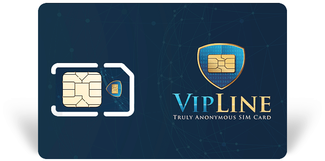 secure private vipline sim card